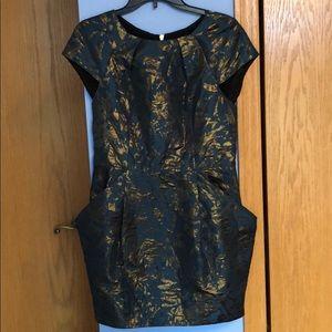 All Saints Dresses - All Saints Opulence Tulip Cocktail Dress